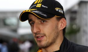 Kubica's comeback: 'I have a plan in my head'