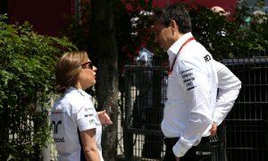 Williams denies questioning Mercedes engine parity