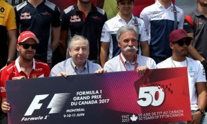 Todt unchallenged for third-term as FIA president