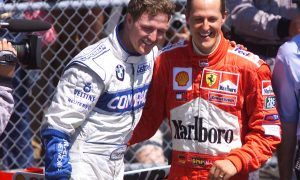 A historic brotherly Schumacher 1-2 in Montreal
