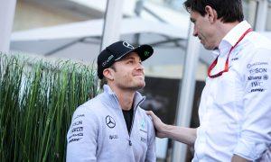 """Wolff : """"Rosberg pourrait revenir un jour en F1"""""""