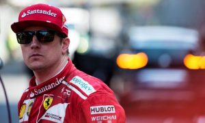Raikkonen sets his sights on improvement and the title
