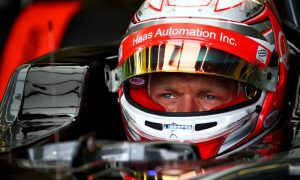 Magnussen very similar to Raikkonen, says Haas' Salvi