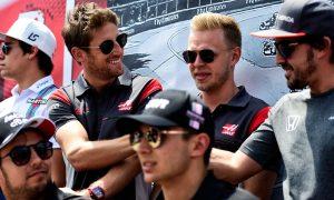 """Grosjean : """"A 100 % à chaque course"""""""