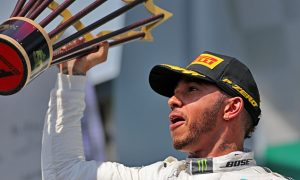 Canada 'walk in the park' for Hamilton as Vettel fights back
