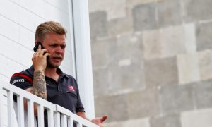Magnussen relocates from Denmark to Dubai
