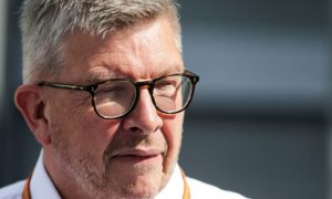 Ross Brawn (GBR) Managing Director, Motor Sports.