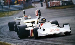 Hesketh and Hunt's only win together