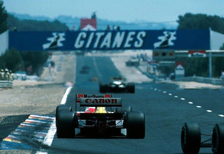 Circuit Paul Ricard Mulls Using Full Mistral Straight For F1