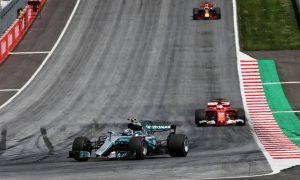 Les pneus à disposition de chaque pilote pour la course