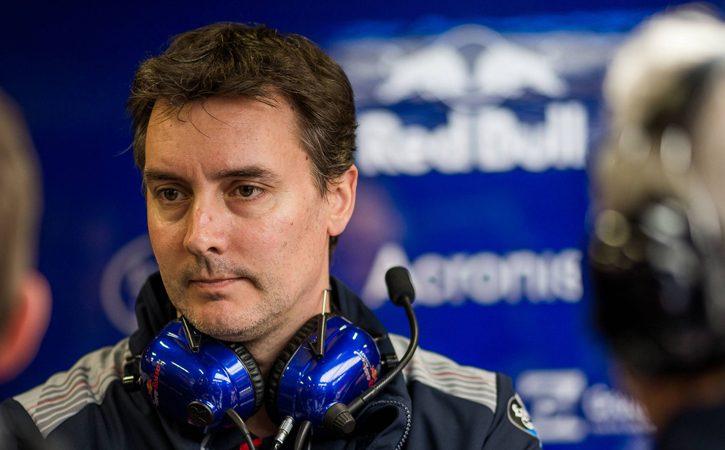 McLaren hires Toro Rosso technical director Key
