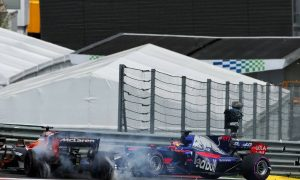 Kvyat revient sur son accident avec Alonso