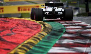 Massa forfait pour les tests de Budapest