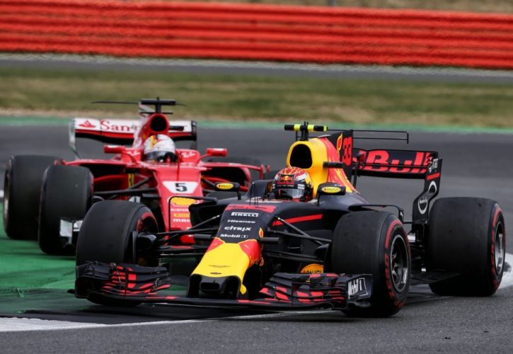 Verstappen: 'On the track you have to be an assh*ole!'