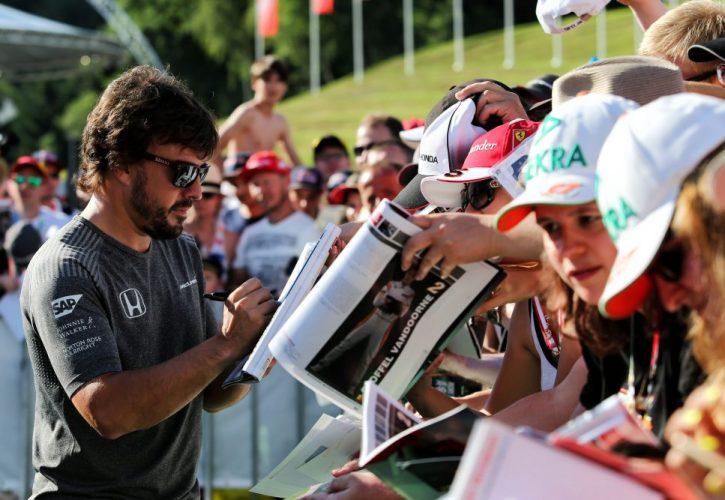 Fernando Alonso-McLaren
