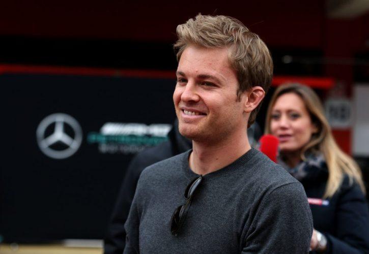Rosberg in line for Mercedes Formula E role