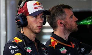 Gasly stands in for Buemi at New York ePrix
