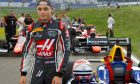 Santino Ferrucci gets test run with Haas in Hungary