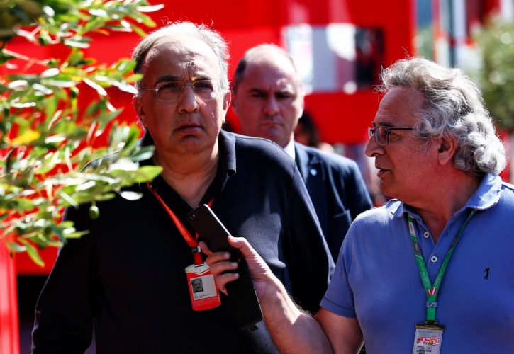 John Elkann named Ferrari chairman as Marchionne battles health issues