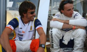 Alonso: Why Kubica is best in generation