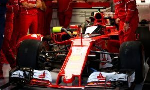 Vettel to trial 'shield' safety device on Friday