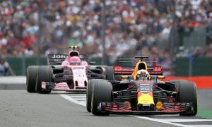 Ricciardo on a high after battling to fifth from the back
