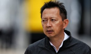 Honda won't revamp engine concept for 2018 - Hasegawa