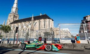 Di Grassi wins opening Montreal double-header