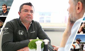 Alonso, Räikkönen, Kubica… racontés par Éric Boullier