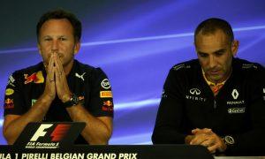 Horner blasts Renault for delivering 'below par service'