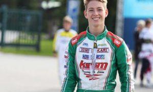 David Schumacher rêve aussi de F1