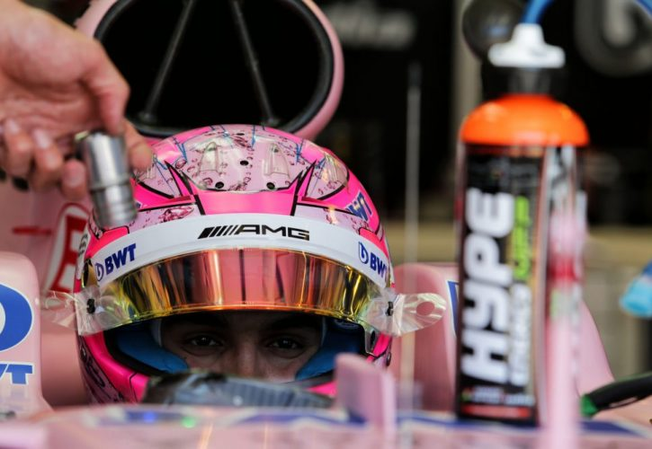 Esteban Ocon, Force India, Hungarian Grand Prix