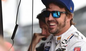 Alonso responds to Alex Rossi's IndyCar call