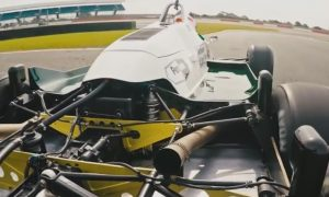 Williams puts together 40 years of F1 sounds