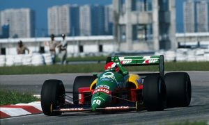 Johnny Herbert survives to race another day