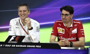 Ferrari-Mercedes battle a race by race affair - Binotto