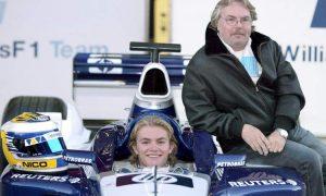 Keke and Nico Rosberg's favourite Williams memories