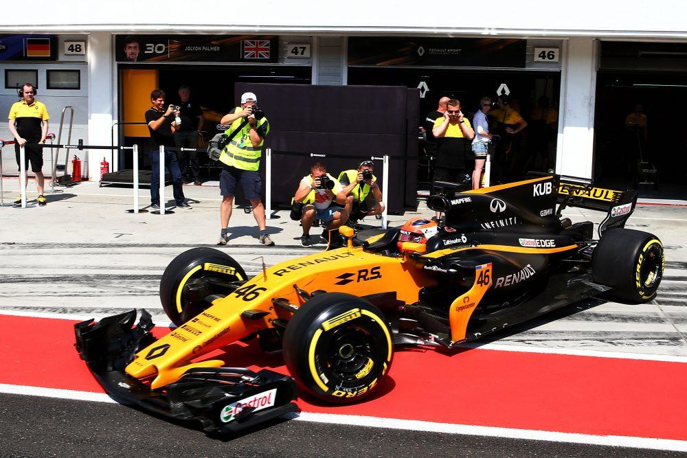 Robert Kubica-Renault