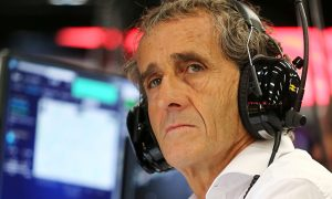Prost apologized to Verstappen for Renault failure