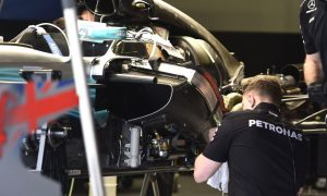 Mercedes gets green light to use higher oil burn-rate engine