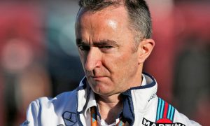 Lowe 'disappointed' by Williams' gap to Force India in 2017