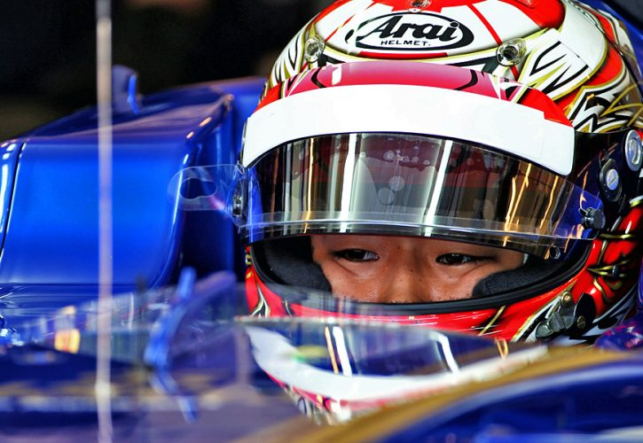 Nobuharu Matsushita, Sauber, Honda