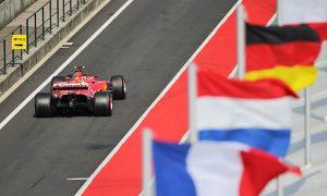 Vettel tops Hungary test day 2, Kubica stars on comeback