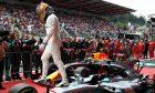 Lewis Hamilton, Mercedes, Belgian Grand Prix