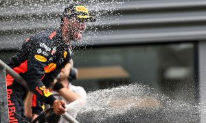 Ricciardo delighted to capitalise on Spa opportunities