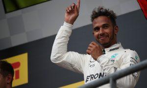 """Wolff : """"Trop tôt pour discuter du contrat de Lewis"""""""