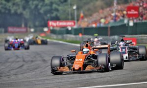 Alonso 'happy at McLaren' despite more engine pain at Spa