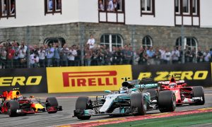 Bottas disappointed after missing out on Spa podium
