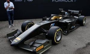 Formula 2 unveils 2018 car at Monza