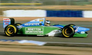 Spa : Mick Schumacher pilotera la Benetton de son père